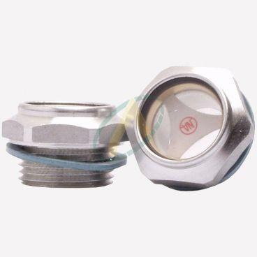 Voyant de niveau aluminium