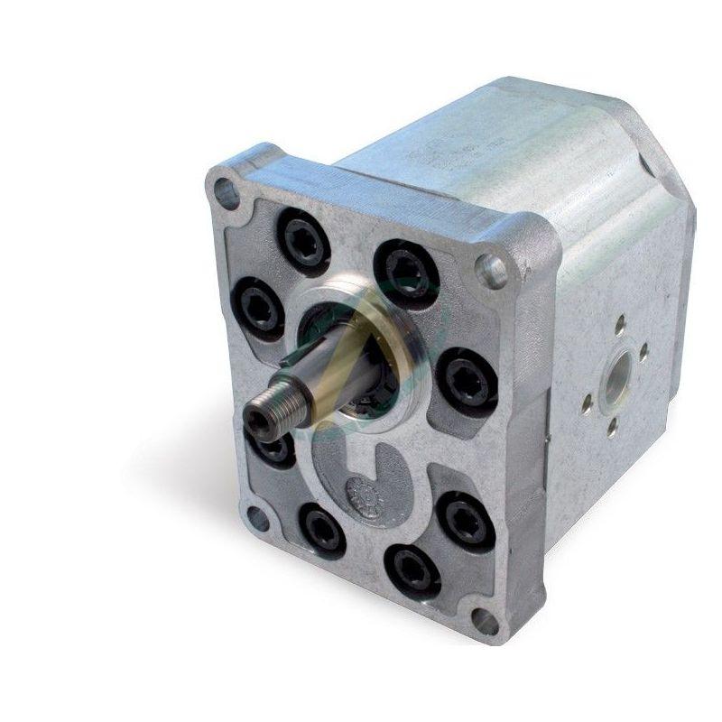 Pompe SAUER flasque 4 Trous 128.1X98.4 mm arbre Conique 1/8 22 / 19,5 mm de 22 à 88 cm3