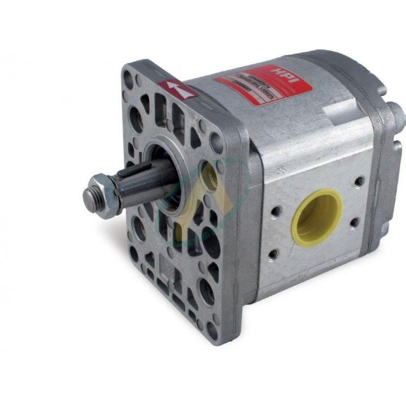 Pompe HPI flasque 4 Trous 96.2X71.5 mm arbre Conique 1/8 17.5 / 15 mm de 4 à 26 cm3
