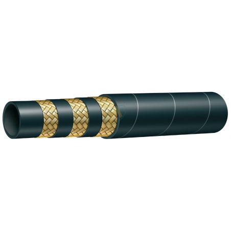 Flexible hydraulique 3 tresses 3SPT diamètre intérieur 12 mm (1/2'') - 469 bars