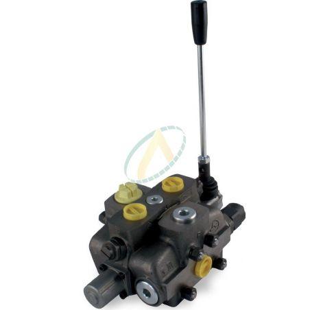 Distributeur 140l/min à commande manuelle