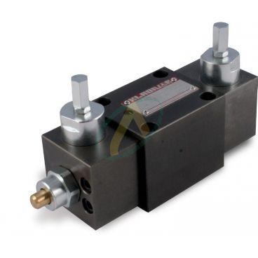 Distributeur CETOP 3 valve d'inversion