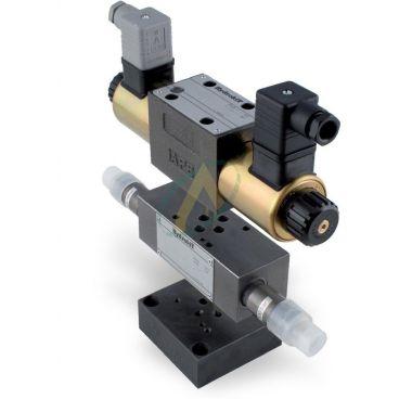 Limiteurs de pression modulaires CETOP 3