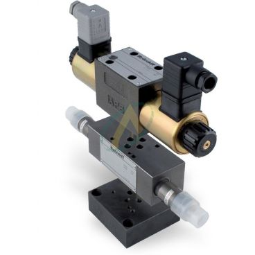 Limiteurs de pression modulaires CETOP 5