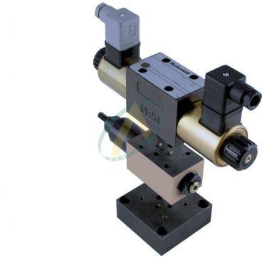 Réducteurs de pression CETOP 3