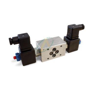Electrovannes à clapet modulaires CETOP 3