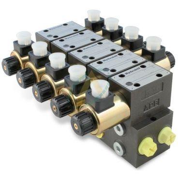 Distributeur 70l/min 315bar à commande électrique