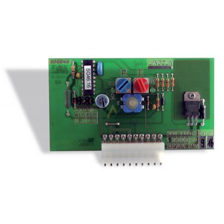 Carte électronique pour pompe à graisse Lincoln P203