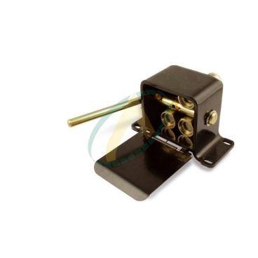 Multicoupleur Débit (L/min):50 Pression (Bar): 250 Implantation:3 voies
