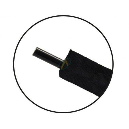 Protection  matière nylon textile noir