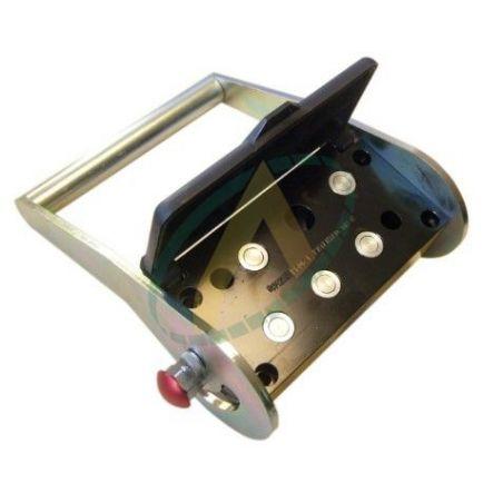 Multifaster femelle 5 coupleurs 50 l/min 250 bars 2P606