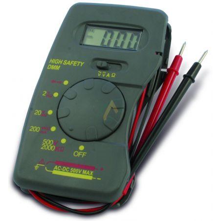 Multimètre digital de poche
