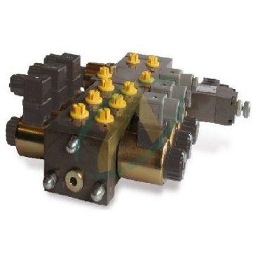 Distributeur compacts 40l/min 350bar avec diviseur de débit manuel