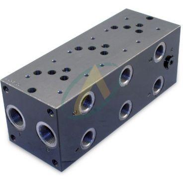 Embases CETOP 5 sans limiteur de pression