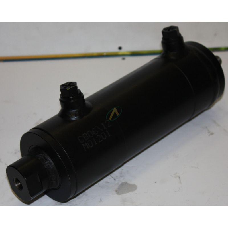 Vérin double effet tige de 40 mm piston de 70 mm course de 115 mm