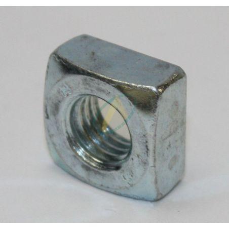 Ecrou carre m10 (16x16x8)