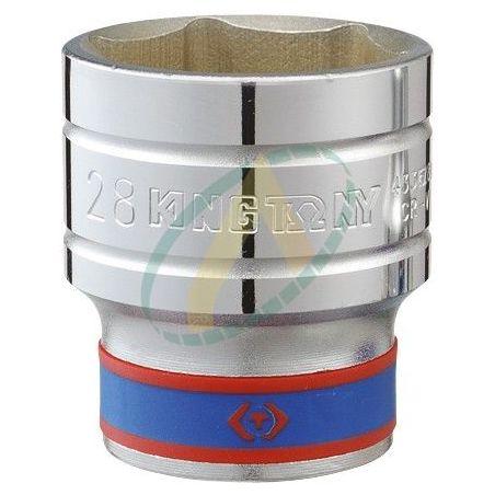 """Douille Métrique 1/2"""" (12,7mm) Standard 17 mm"""