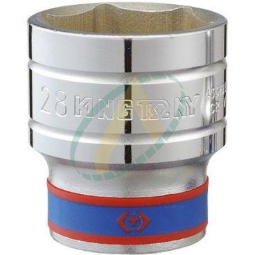 """Douille Métrique 1/2"""" (12,7mm) Standard 25 mm"""
