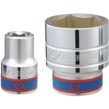 """Douille Métrique 3/4"""" (19,05mm) Standard 38 mm"""