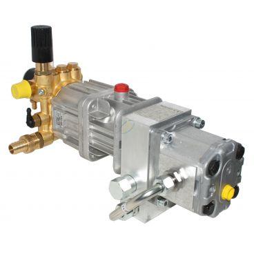 Quickwash : Nettoyeur à Source Hydraulique