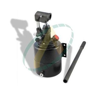 Pompe manuelle hydraulique simple effet