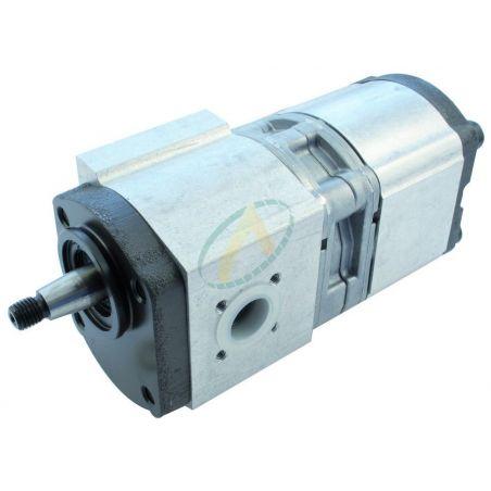 Pompe hydraulique pour tracteur MASSEY FERGUSON 3050 3095 3115 3140 6110 6190 6235 6290