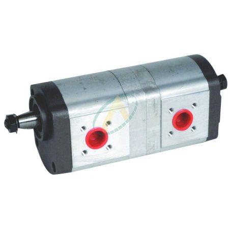 Pompe hydraulique pour tracteur DEUTZ D10006 D7007 HOPPEN 4.17A