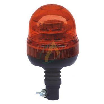 Gyrophare à led 12 - 24 volts homologué