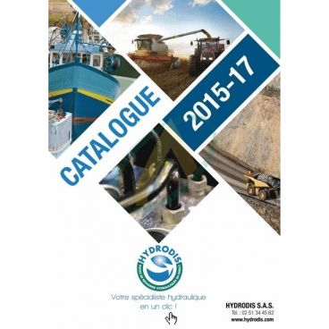 Catalogue papier Hydrodis 60 pages