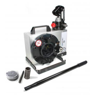 Sertisseuse hydraulique portative avec pompe manuelle 80 tonnes