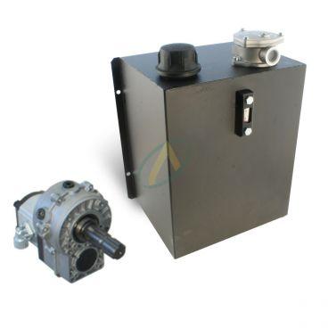 Groupe hydraulique 40l/min pour fendeuse de buche