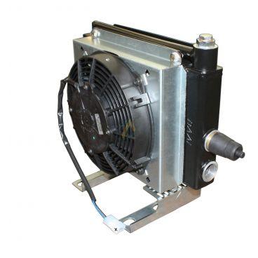 Échangeur thermique avec ventilateur
