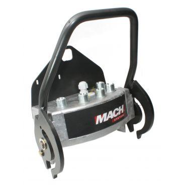 Multicoupleur Mach mâle 5 coupleurs 50 l/min 250 bars