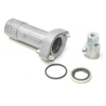 Adaptateur de câble entraxe 35 mm trou de 8.9 mm dans le tiroir