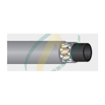 Flexible avec gaine externe bandelée diamètre 8 mm