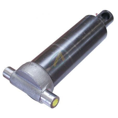 Vérin hydraulique télescopique 3 éléments tige : 61/76/91