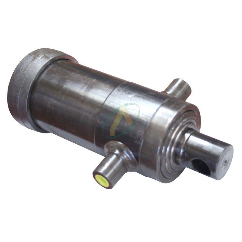 Vérin hydraulique télescopique 4 éléments tige : 107/126/145/165 fixation haute