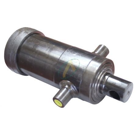 Vérin hydraulique télescopique 5 éléments tige : 68/88/107/126/145 fixation haute