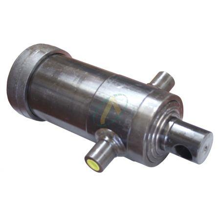 Vérin hydraulique télescopique 5 éléments tige : 88/107/126/145/165 fixation haute