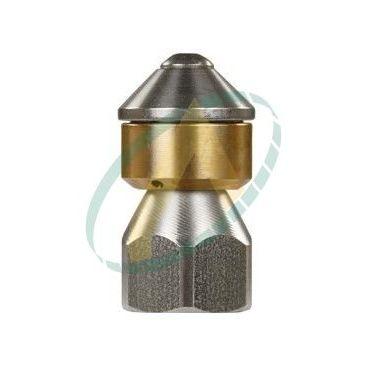 Buse nettoyage rotative  calibre 045 femelle 3/8 BSPP