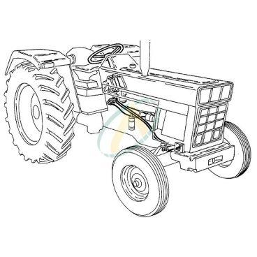 kit remplacement d'orbitrol Z.F pour CASE 74XL 845XL 856XL