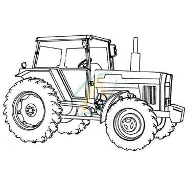 kit de remplacement GEMMER pour MASSEY FERGUSON 2620 2640 2680 2720