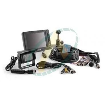 """Kit moniteur 5"""" avec 3 caméra + câble de 20 m"""