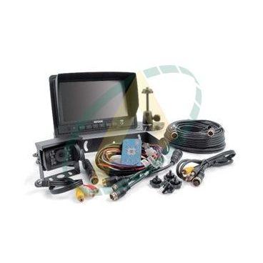 """Kit moniteur 7"""" avec 3 caméras + câble de 20 m"""