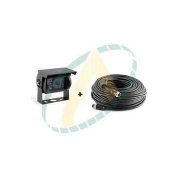 Caméra supplémentaire 64x47x78 et câble 20 m