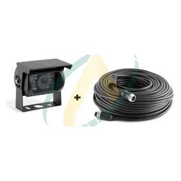 Caméra supplémentaire 33x25x40 et câble 20 m