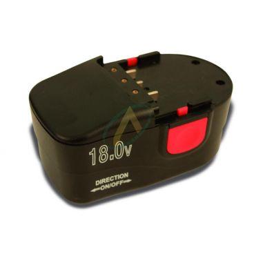 Batterie pour pompe à graisse électrique