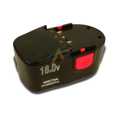 Batterie pour pompe à graisse électrique 18 Volts