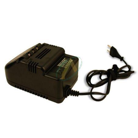 Chargeur pour pompe à graisse électrique