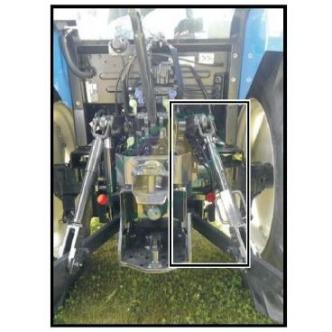 Kit assistance de relevage pour NEW HOLLAND T4 version électronique 2014